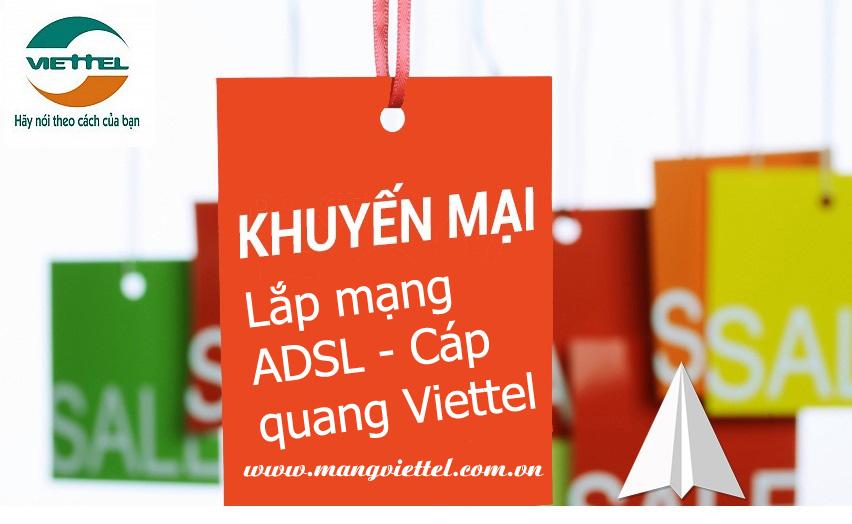 Lắp mạng Viettel quận Long Biênkhuyến mãi cực lớn 2016