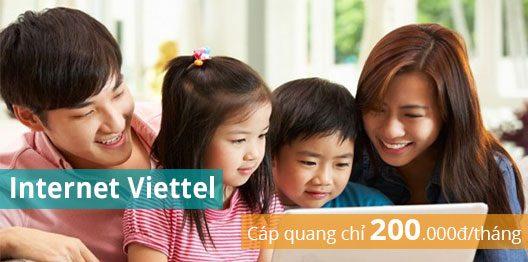 thủ tục đăng ký internet Viettel