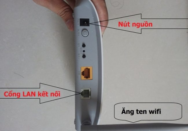 modem wifi 1 cổng