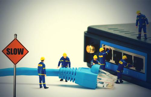 Trắc nghiệm: Những nguyên nhân làm mạng Wi-Fi chậm