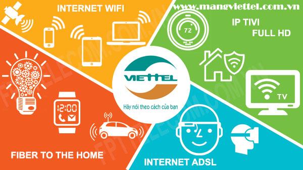 Khuyến mãi lắp mạng Viettel tháng 7 - 2016