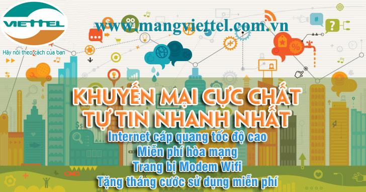 Lắp mạng Viettel gói Home N 3Mb