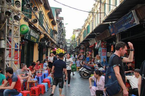 Phát Wifi miễn phí tại phố cổ Hà Nội cho người dân sử dụng