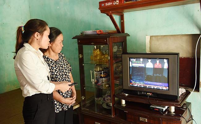 Hà Nội: 4.312 hộ nghèo không được hỗ trợ xem truyền hình số