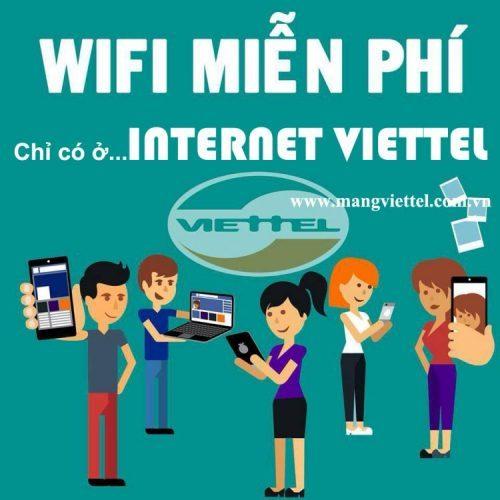 Khuyến mãi lắp mạng Viettel tháng 9 - 2016