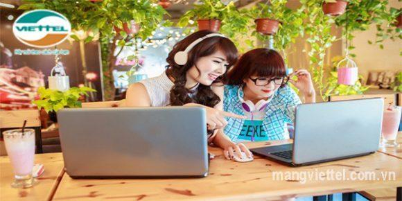 Lắp mạng Viettel cho sinh viên giá rẻ tặng modem wifi 4 port
