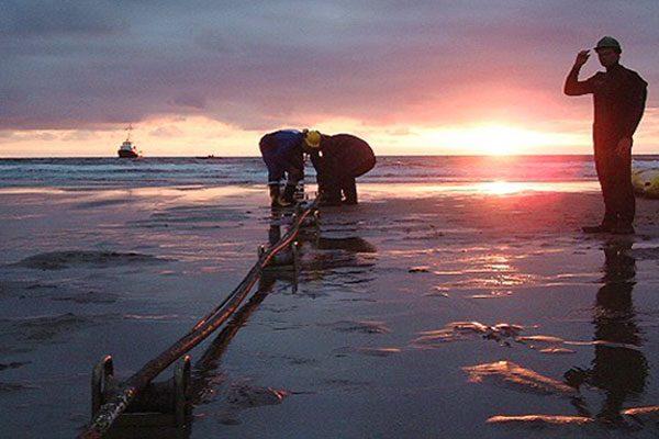 Cáp quang biển AAG gặp sự cố lần 5