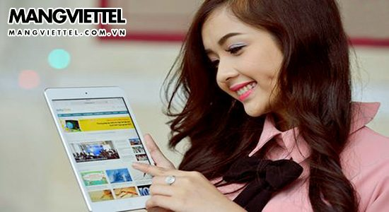 Hướng dẫn đăng ký lắp mạng Viettel tại nhà