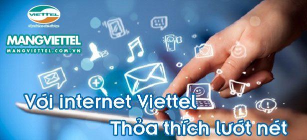 Khuyến mãi cáp quang Viettel tháng 2 - 2017 miễn phí lắp đặt