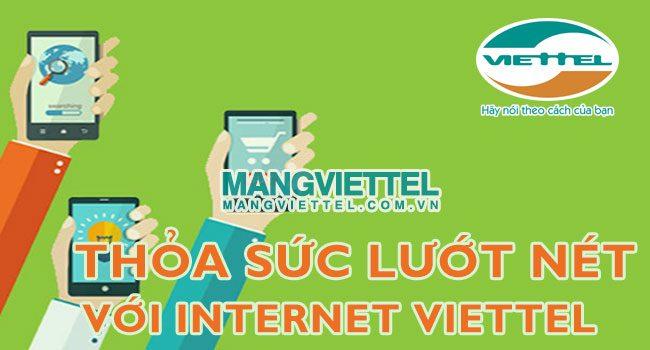Cáp quang Viettel phường Phú Đô Nam Từ Liêm giá cước ưu đãi