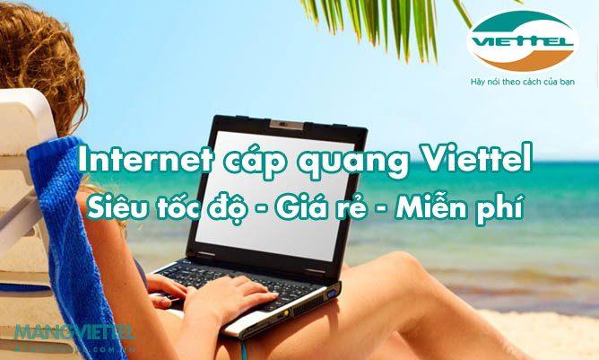 Cáp quang Viettel phường Xuân Phương Nam Từ Liêm tặng wifi Viettel
