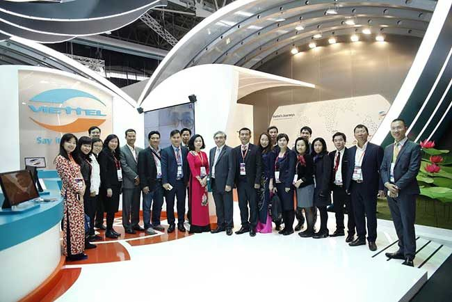 Viettel Mobile World Congress 2017