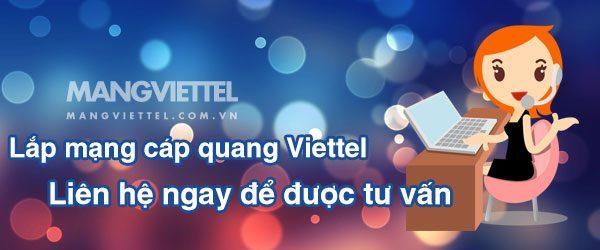 Cần tư vấn gói cáp quang Viettel rẻ 2017 giá bao nhiêu?