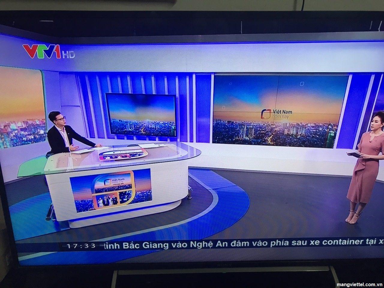 Danh sách kênh truyền hình Viettel - Cập nhật mới nhất
