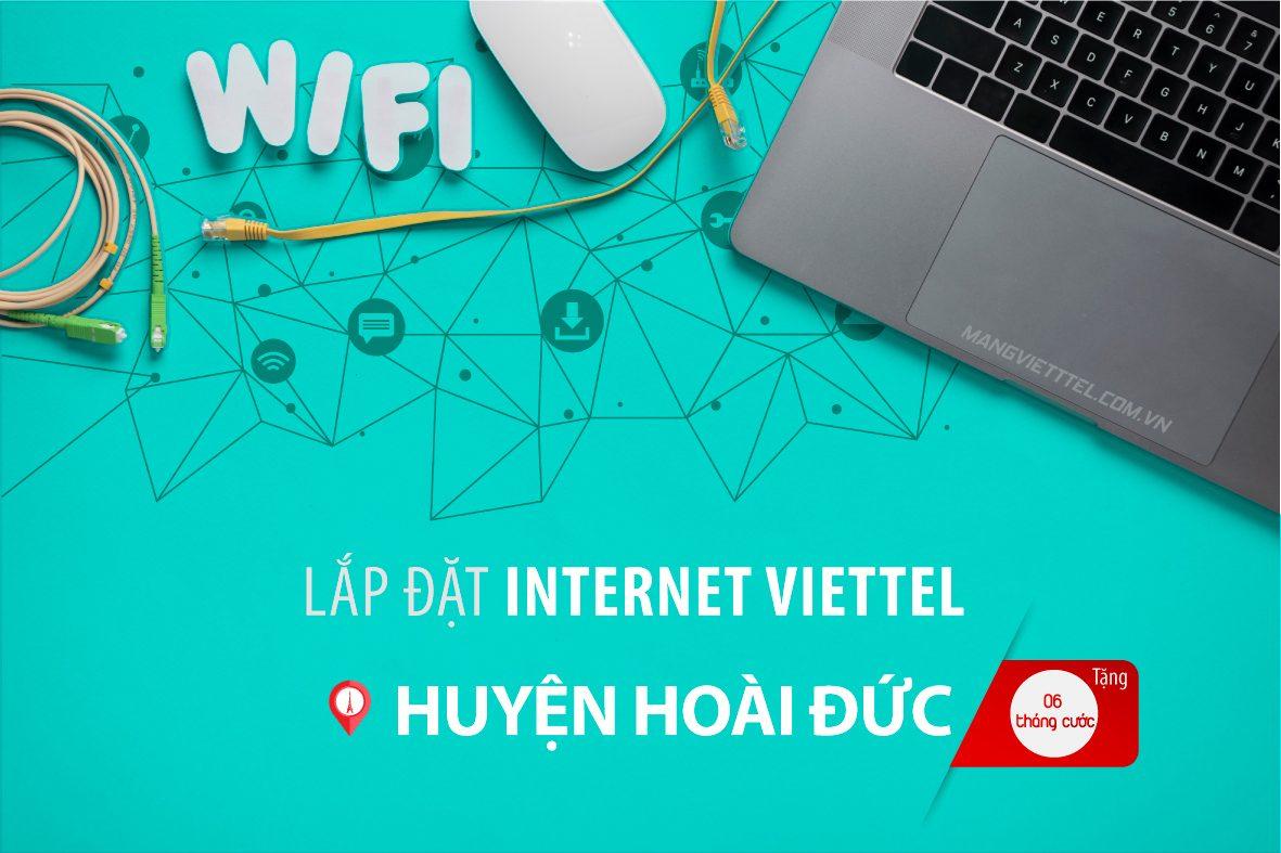 Lắp mạng Viettel huyện Hoài Đức, Hà Nội