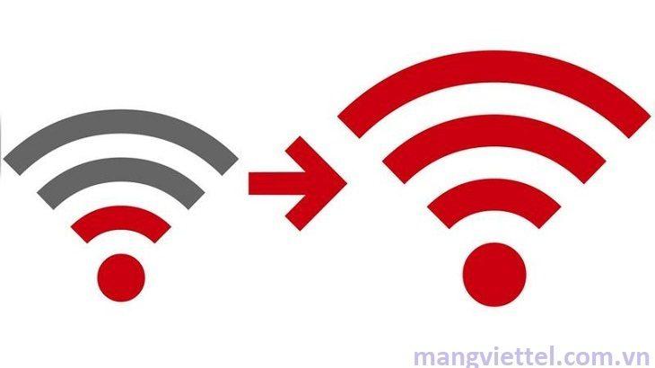 hướng dẫn tăng tốc độ wifi