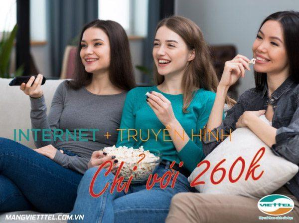 Internet Truyền Hình Viettel