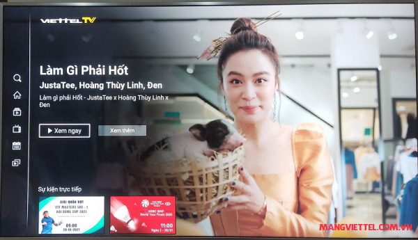 viettel tv smart tv