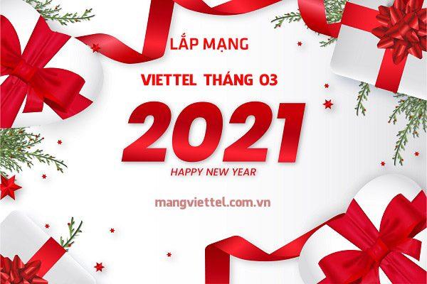 Lắp Mạng Wifi Internet Cáp Quang Viettel Khuyến Mãi Tháng 03/2021