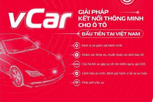 VCar - Giải pháp kết nối thông minh cho ô tô