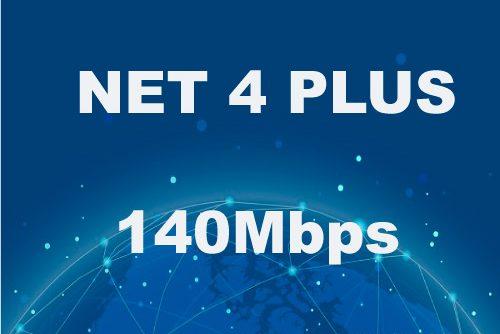 Net 4 plus